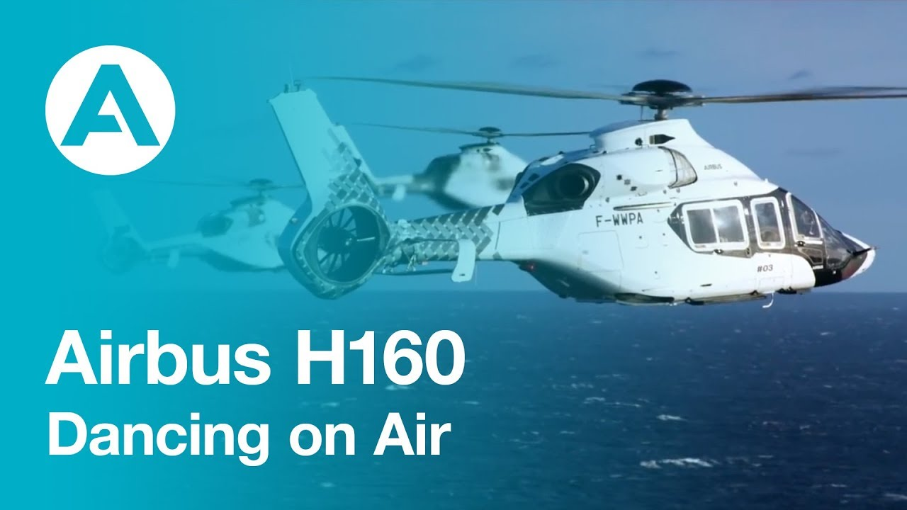 H160 - DANCING ON AIR