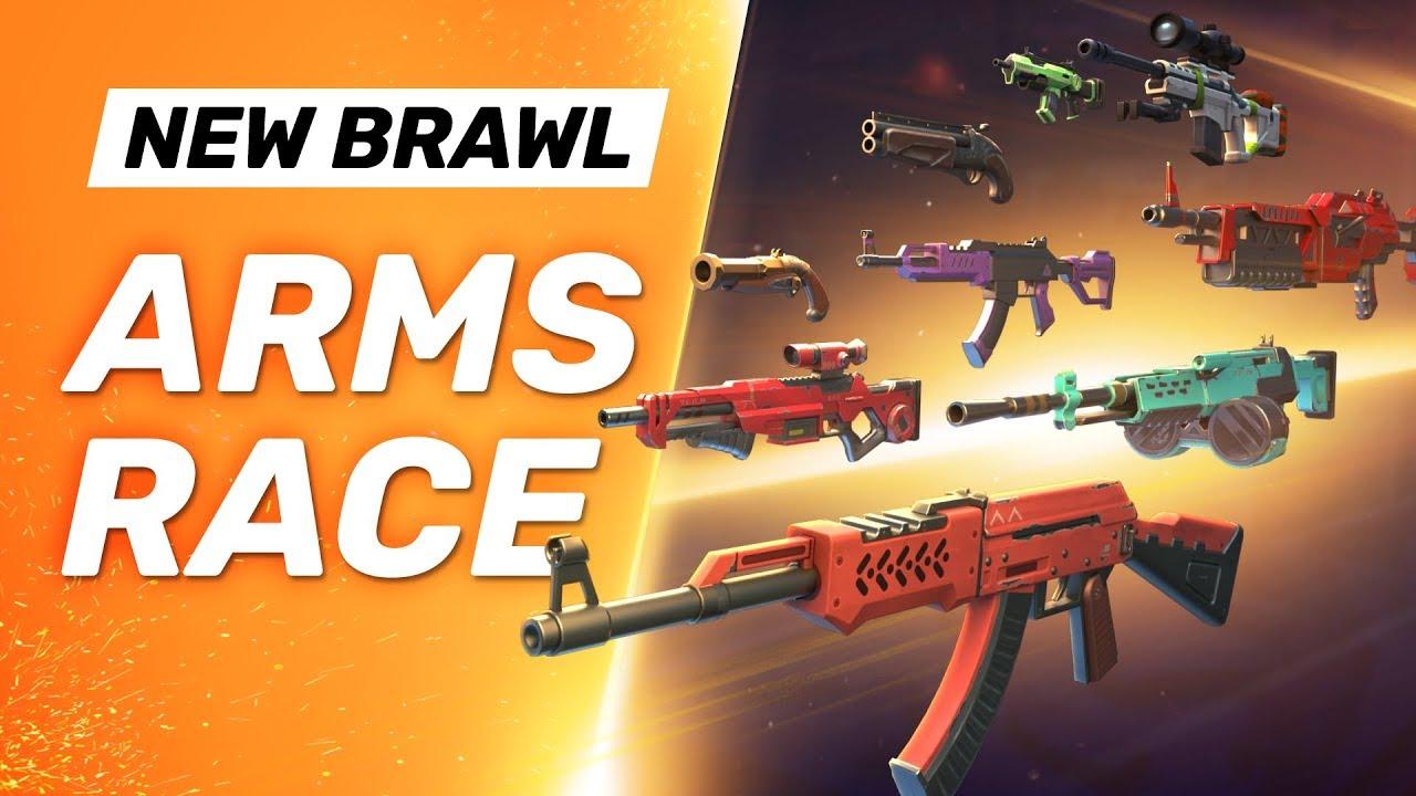New Brawl - Arms Race - Guns of Boom
