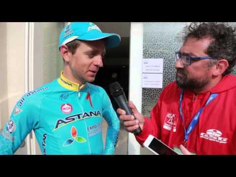 40th Giro del Trentino Melinda: stage4 winner Tanel Kangert