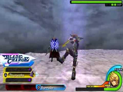 Kingdom Hearts Birth By Sleep Ven Vs Vanitas & Xehanort [CWCheat]