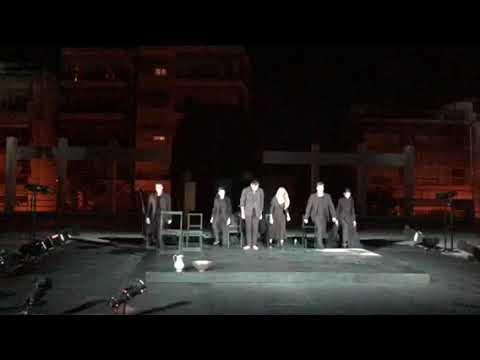 Αντιγόνη του Σοφοκλή στο θέατρο Συκεών - Χειροκρότημα - StellasView