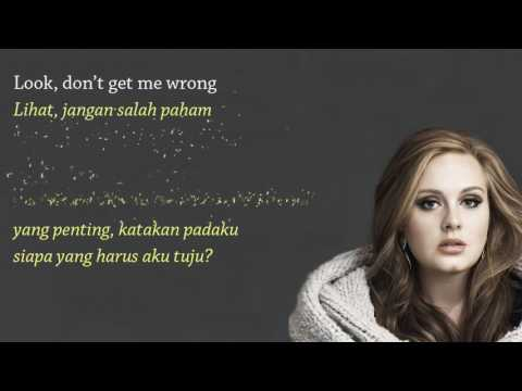 Adele   All I Ask  Video  Lyric