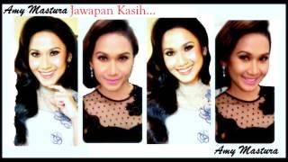 """Amy Mastura """"Jawapan Kasih"""" with lyrics"""