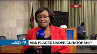 UPDATE: VBS Mutual Bank placed under curatorship