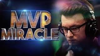 Miracle-, MVP of Team Nigma WePlay! Bukovel Minor 2020 - Best Plays Dota 2