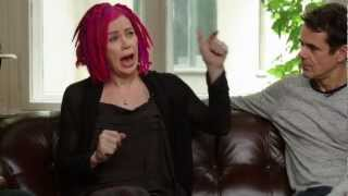 Andy & Lana Wachowski And Tom Tykwer's Official 'Cloud Atlas' Interview Pt1 - Celebs.com