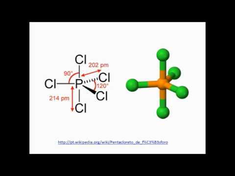 Diagrama De Lewis Pcl5 Youtube