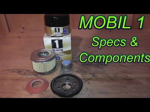 Mobil 1 Oil Filter Review