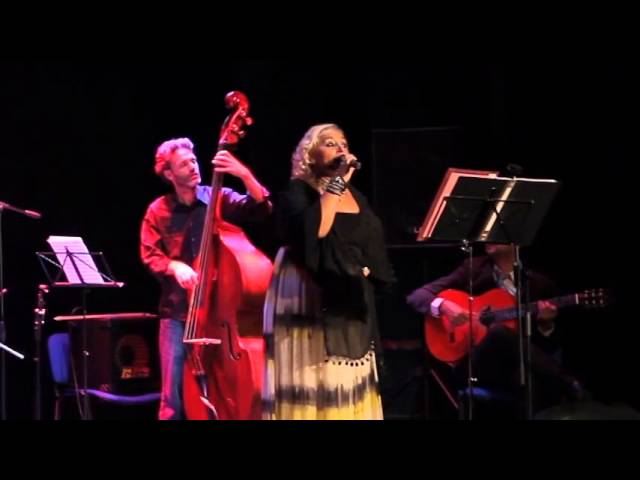 Sara Sae en concierto en Granada
