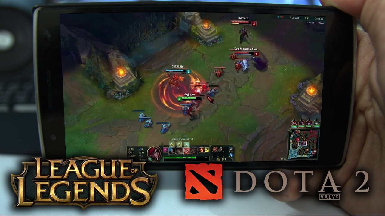 How To Play DOTA 2   LOL on Any Phone        From Anywhere    YouTube How To Play DOTA 2   LOL on Any Phone        From Anywhere