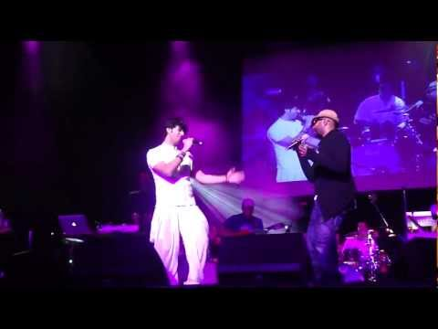 Afreen  Salim Sulaiman  in Atlanta USA  Fox Theatre 2012