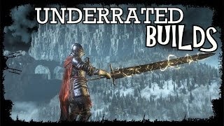 Video Dark Souls 3 - Powerful UNDERRATED Builds Ep.3 download MP3, 3GP, MP4, WEBM, AVI, FLV April 2018