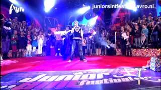Junior Sintfestival - Polle - Zie ginds komt de Stoomboot