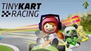 Tiny Kart Racing: Family Fun iOS Gameplay HD
