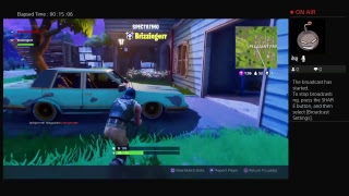 How to glitch the storm in fortnite
