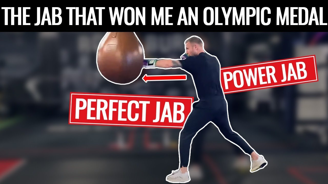 Download How I Perfected the Jab to Win an Olympic Medal in Boxing!