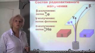 Радиоактивность. Ядерные реакции