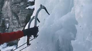 Ice Climbing In Erzurum, Turkey /// Erzurum Buz Tırmanışı