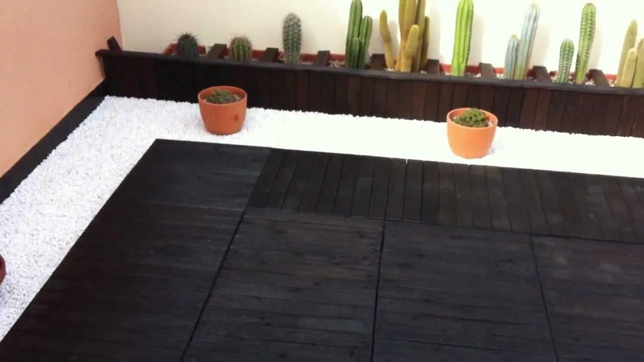 Terraza estilo zen youtube for Estilos de terrazas