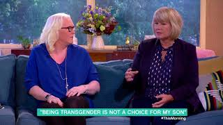 Mother of Transgender Son Hits Back At Transphobic Parents | This Morning