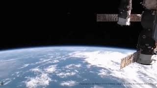 UFOs Caught on NASA's ISS Live Stream