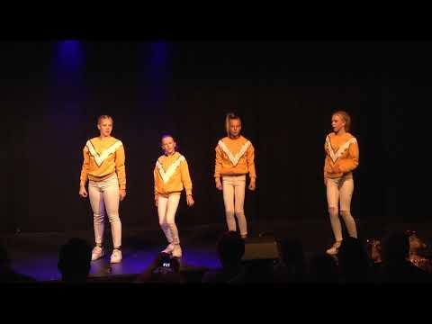 JZ Dansstudios Våravslutning 2019