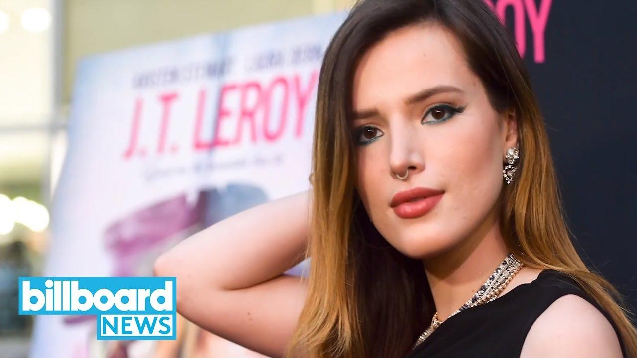 Former Disney star Bella Thorne to receive Pornhub Award for adult film debut