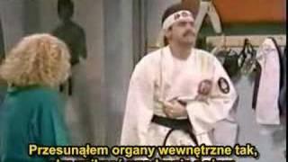 Jim Carrey - Karate Instructor [polish subtitle]