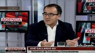 Exministros José Gallardo Ku y Manuel Pulgar Vidal responden a críticas del gobierno de PPK
