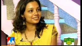 Divya Lenoy - Manorama News Interview
