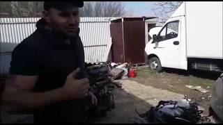 контрактный двигатель 1UZ, цена, обслуживание
