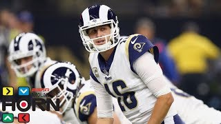 Did the Rams get exposed in their loss to the Saints? | Around the Horn