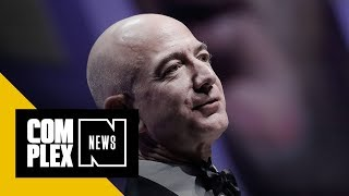 Amazon CEO Jeff Bezos Is Now the Richest Person In History