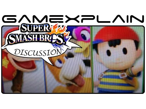 Super Smash Bros Roster Leak Discussion - Thoughts & Ideas (3DS & Wii U)