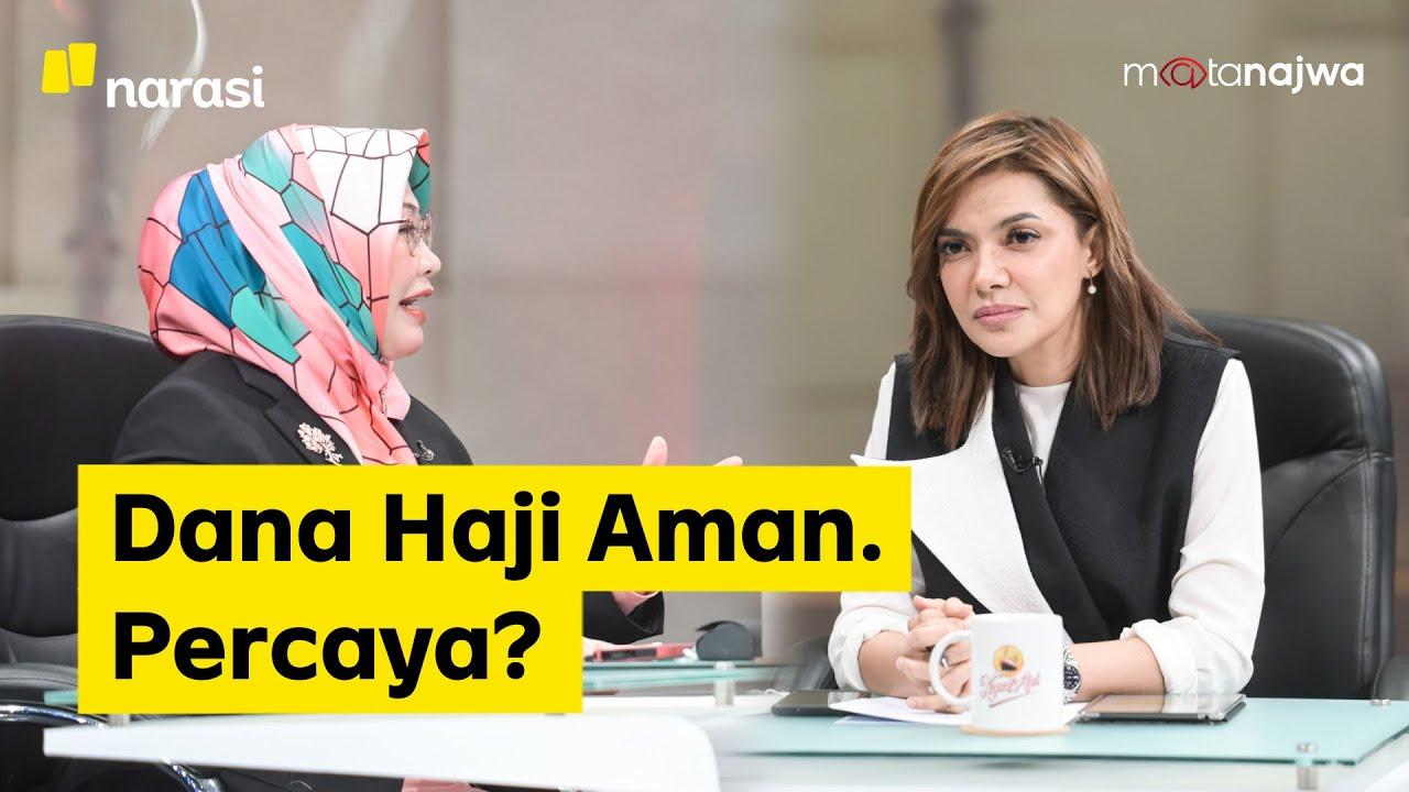 Dana Haji Aman. Percaya? - (Haji yang Tertunda Part 7) | Mata Najwa
