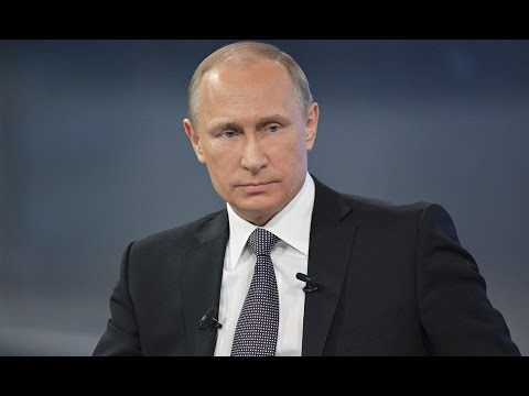 "Putin: Ukraine dispute resembles ""theatre of absurd"""