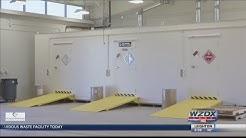 Hazardous waste disposal facility now open in Huntsville