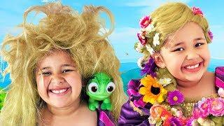 Disney Princess Rapunzel   Makeup Halloween Costumes and Toys
