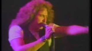 Whitesnake - Walking In The Shadows Of The Blues - Live Donnington 1983