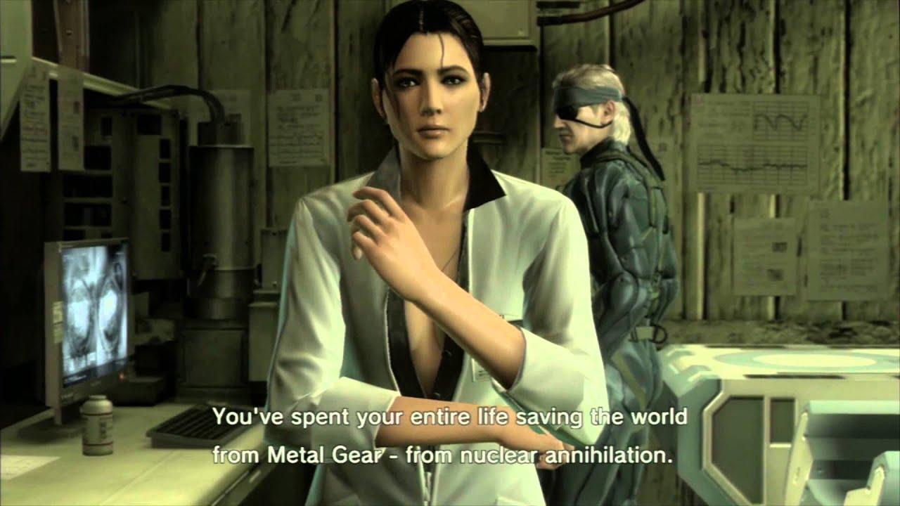 Metal Gear Solid 3 Eva Porno Videos  Warmecse-1152
