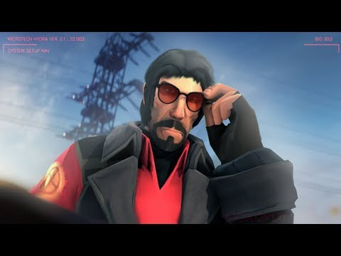 Keanu Reeves In TF2 Confirmed?!