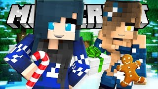 Minecraft - We're TRAPPED in a SPOOKY Maze! HELP!