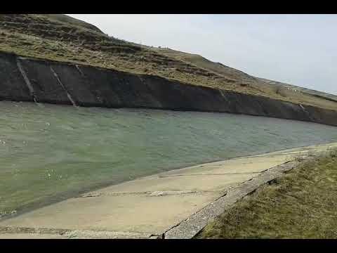 В Крым пришла вода - 2.  Тайган - 4 февраля 2019 года.