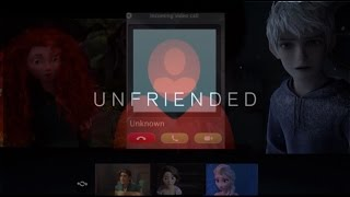 (Non/Disney Style) Unfriended {Trailer}