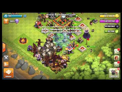 clash of clans F-B 2 HİLESİ