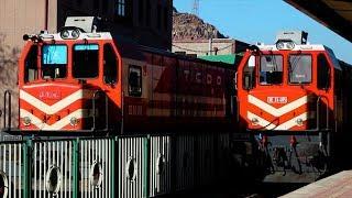 TCDD DE 24000 Pamukkale Ekspreslerinin Afyon Garda buluşması