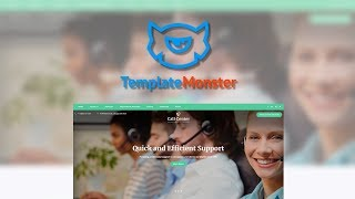 Call Center - Responsive Call Center Multipage HTML Website Template #67773