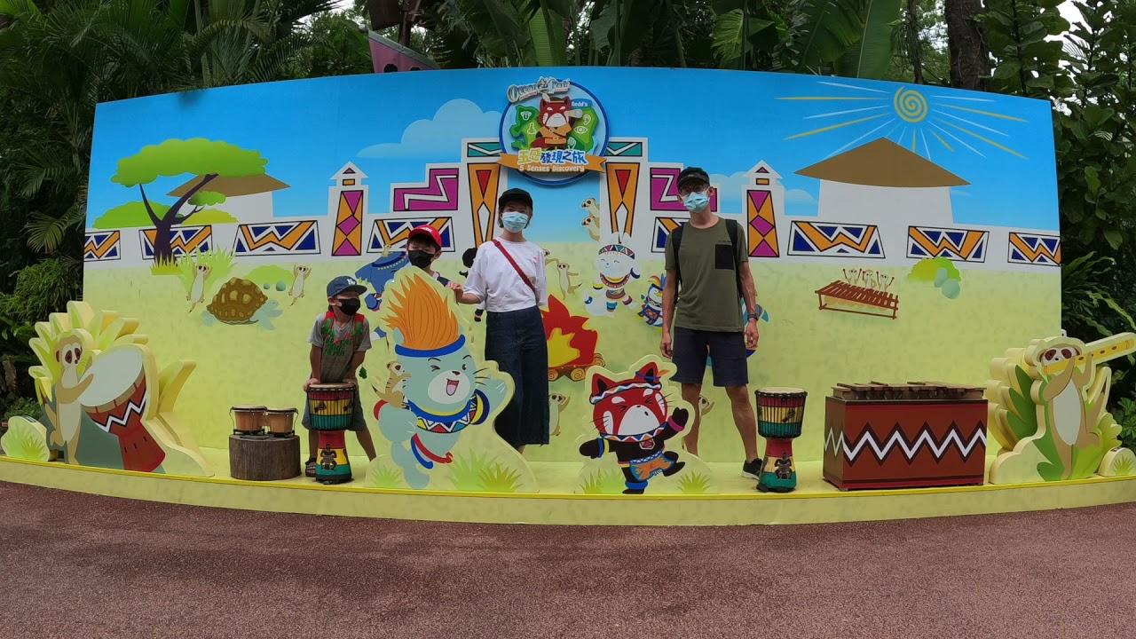 Ocean Park 20 Jun 2021