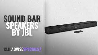 Top 5 Jbl Sound Bar Speakers [2018]: JBL Bar Studio 2.0-Channel Soundbar with Bluetooth