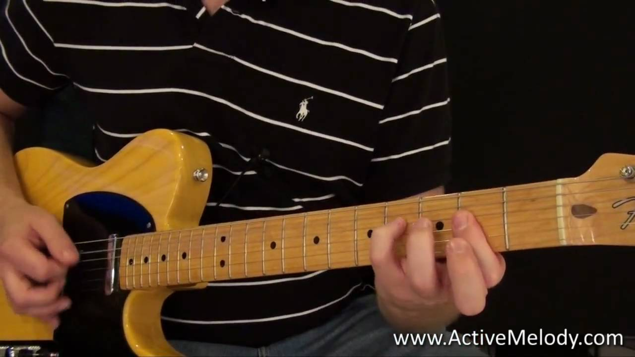 rock blues rhythm guitar lesson key of a youtube. Black Bedroom Furniture Sets. Home Design Ideas
